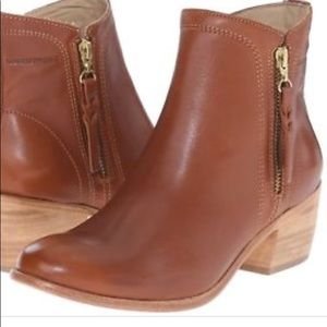 Wolverine Ella Leather Ankle Boot NEW size 9